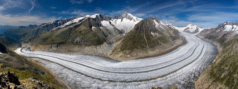 actieve vakantie gletsjertrekkings aletsch gletsjer trekking vakantie zwitserland (58)