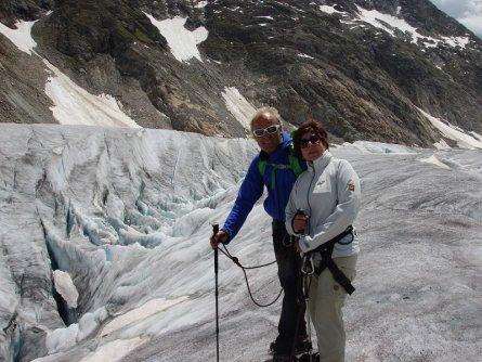 actieve vakantie gletsjertrekkings aletsch gletsjer trekking vakantie zwitserland (7)
