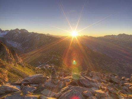 actieve vakantie gletsjertrekkings aletsch gletsjer trekking vakantie zwitserland (23)