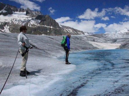 actieve vakantie gletsjertrekkings aletsch gletsjer trekking vakantie zwitserland (27)