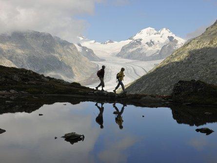 actieve vakantie gletsjertrekkings aletsch gletsjer trekking vakantie zwitserland (36)