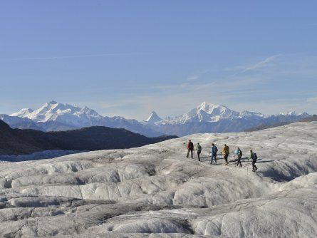actieve vakantie gletsjertrekkings aletsch gletsjer trekking vakantie zwitserland (2)