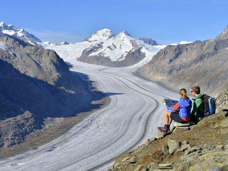actieve vakantie gletsjertrekkings aletsch gletsjer trekking vakantie zwitserland (1)