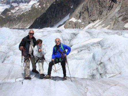 actieve vakantie gletsjertrekkings aletsch gletsjer trekking vakantie zwitserland (34)