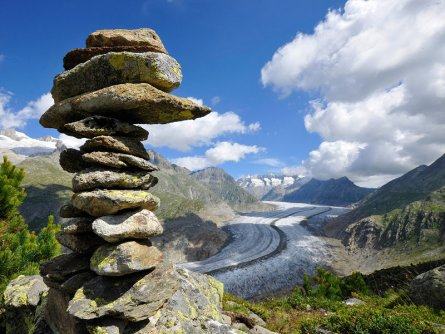 actieve vakantie gletsjertrekkings aletsch gletsjer trekking vakantie zwitserland (4)