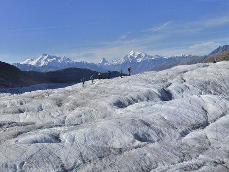 actieve vakantie gletsjertrekkings aletsch gletsjer trekking vakantie zwitserland (20)