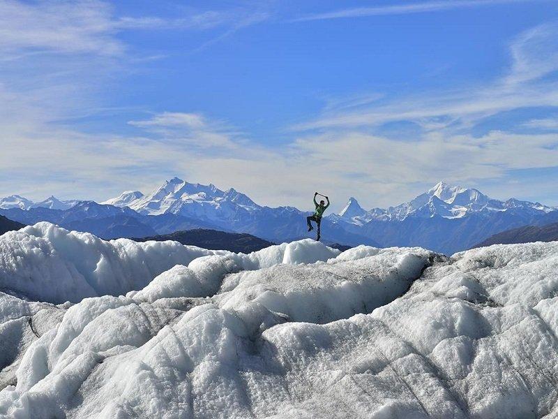 Aletsch Glacier Adventure