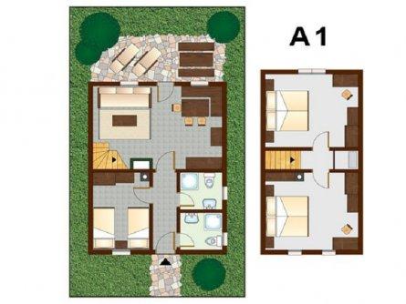 pristava lepena bovec slovenie appartement a1 (1)