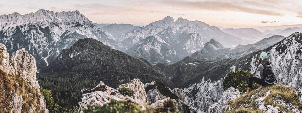 gesause national park trail actieve vakantie huttentocht berghut admont stiermarken oostenrijk (28)