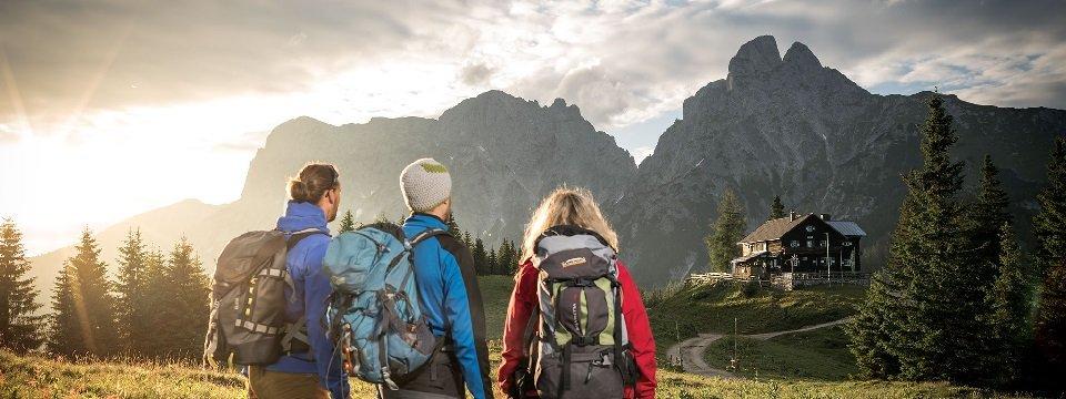 gesause national park trail actieve vakantie huttentocht berghut admont stiermarken oostenrijk (30)