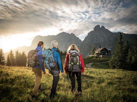 gesause national park trail actieve vakantie huttentocht berghut admont stiermarken oostenrijk (22)