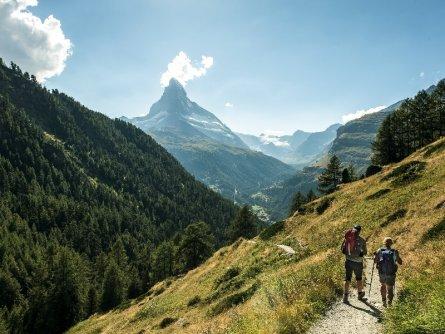 actieve vakantie rondreizen rondreis door de alpen matterhorn zermatt