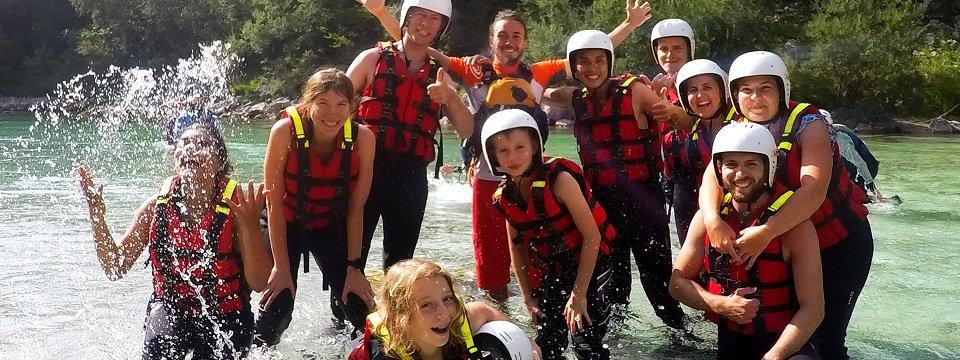 family active bled actieve avontuurlijke familie vakantie slovenië julische alpen (2)