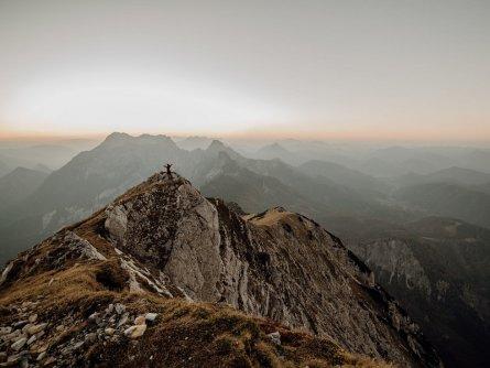 lynx trail meerdaagse wandeltocht oostenrijk oostenrijkse alpen etappe 7 tamischbachturm