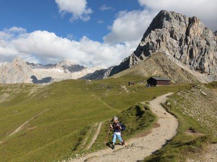 huttentocht val di fassa dolomieten trentino italiaanse alpen wandeltocht5
