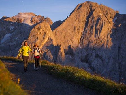 huttentocht val di fassa dolomieten trentino italiaanse alpen wandeltocht15