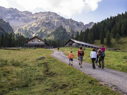huttentocht val di fassa dolomieten trentino italiaanse alpen wandeltocht11