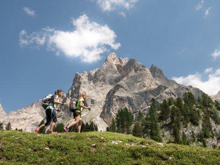 huttentocht val di fassa dolomieten trentino italiaanse alpen wandeltocht13