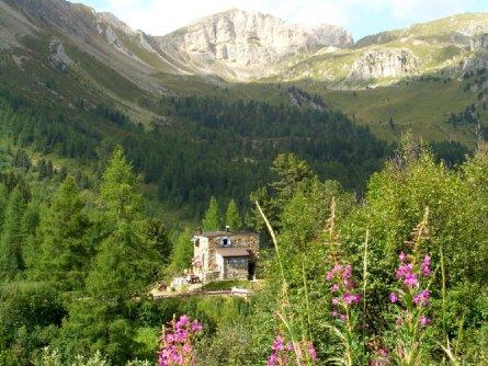 huttentocht val di fassa dolomieten trentino italiaanse alpen wandeltocht (21)