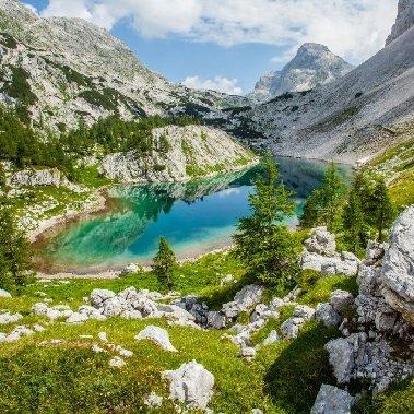 huttentocht triglav national park julische alpen slovenië