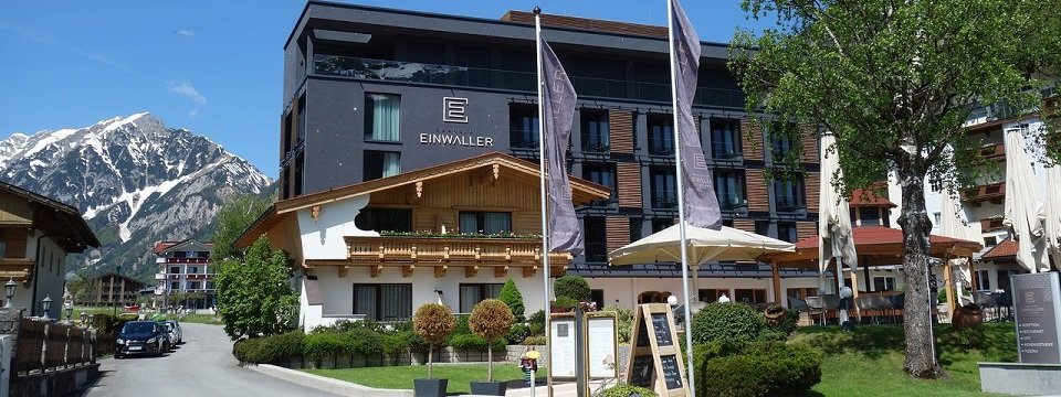 seehotel einwaller pertisau achensee tirol zomer (3)