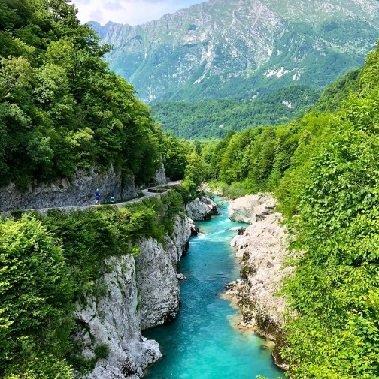 soca valley juliana trail actieve vakantie meerdaagse wandeltocht julische alpen slovenië op maat triglav national park