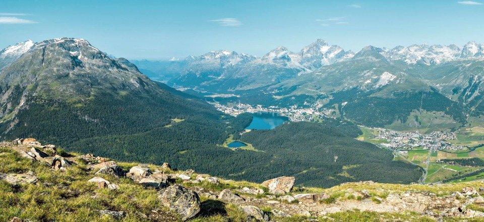 zwitserse alpen zwitserland engadin