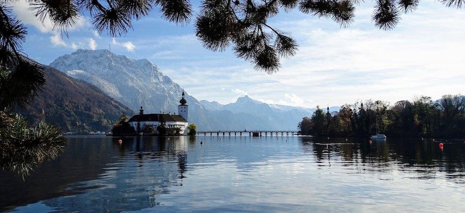 land lake castle seeschloss ort gmunden traunsee salzkammergut oostenrijk pixabay (1)