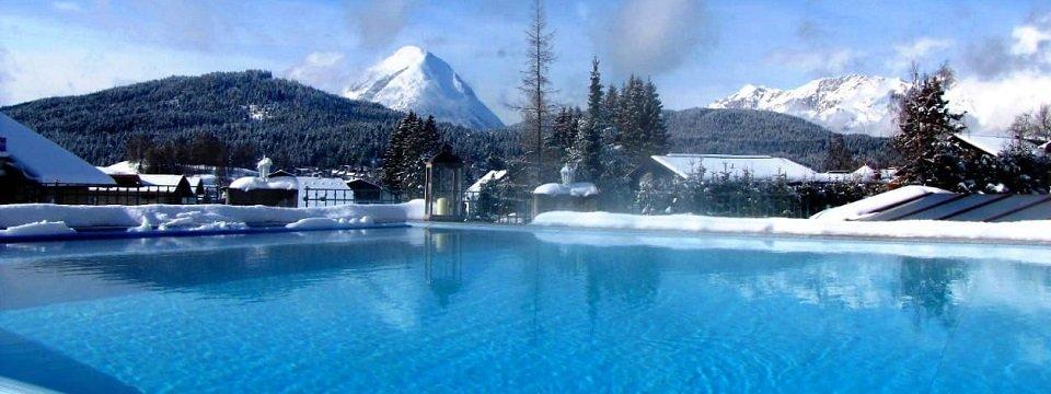 zwembad wellnesshotel schönruh seefeld in tirol