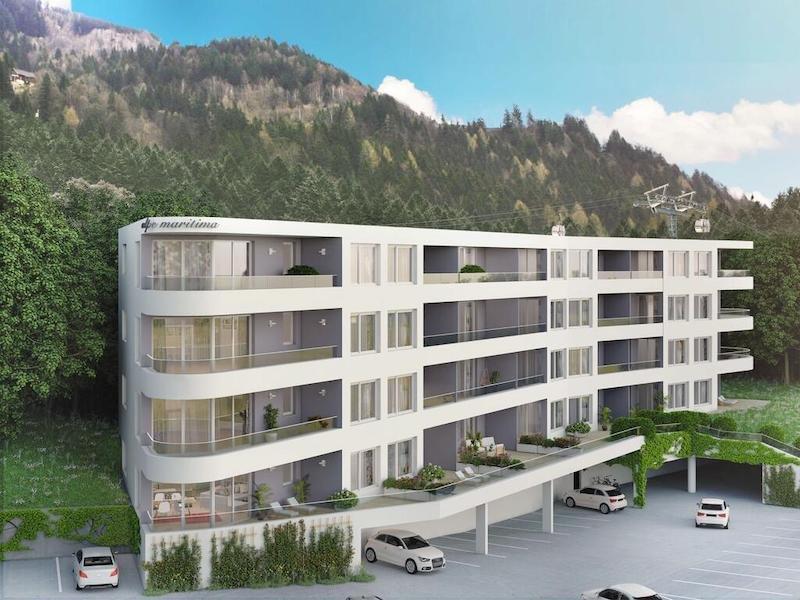 Appartement Alpe Maritima