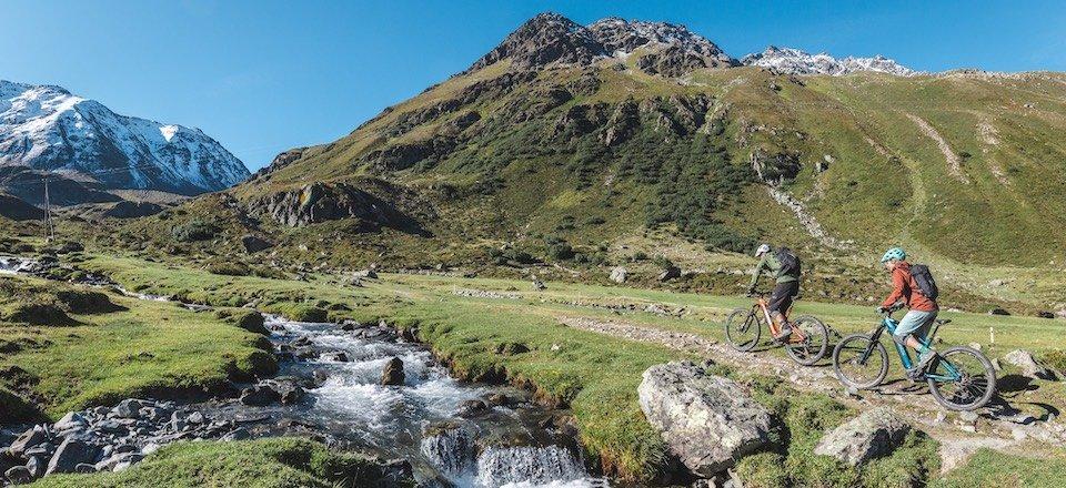 mountainbiken graubunden davos klosters graubunden zwitserland my switzerland
