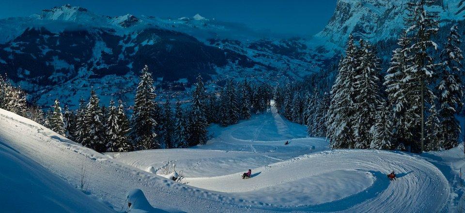 ski wintersport jungfrauregio berner oberland zwitserland tourismus jungfrauregion
