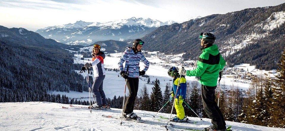 wintersport ski snowboard weissensee karinthie oostenrijk tourismus weissensee