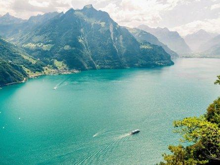 luzern vierwoudstrekenmeer zwitserland tourismus lake lucerne