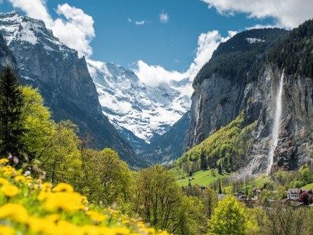 rondreis zwitserland watervallen lauterbrunnen berner oberland zwitserland my switzerland