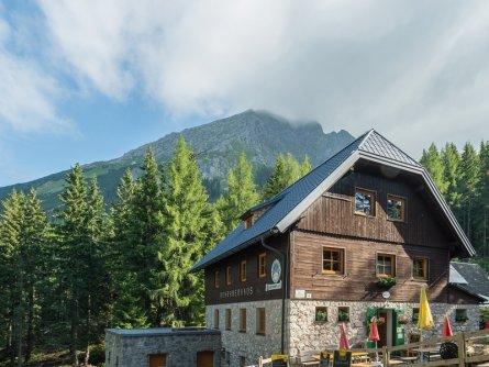 huttentocht ennstaler alpen gesause runde etappe 7  rohrauerhaus_alfred leitgehb naturfreunde osterreich