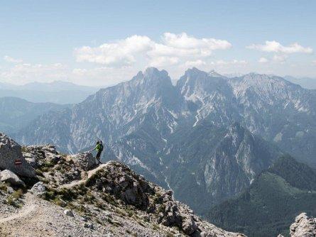 huttentocht ennstaler alpen gesause runde etappe 5 reichensteingruppe bei der ueberschreitung_stage 5 tourismus gesause (2)