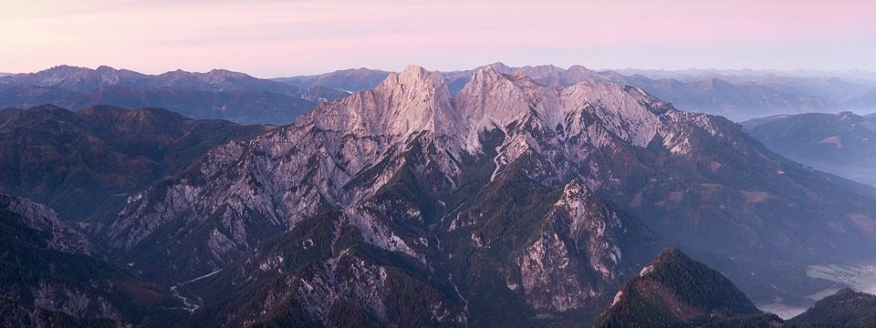 huttentocht ennstaler alpen gesause runde oostenrijkse alpen steiermark tourismus gesause
