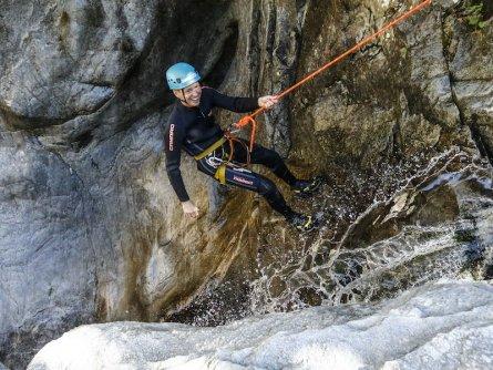 outdoor active zillertal outdoorvakantie tirol oostenrijk canyoning 1