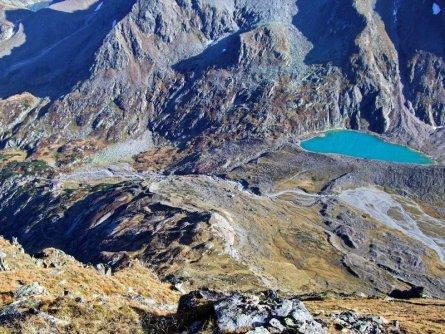 huttentocht stubaier höhenweg stubaier alpen stubaital oostenrijk stubai tirol tourismusverband stubai tirol dresdner hütte peiljoch (2676 m) sulzenau hütte blaue lacke 2