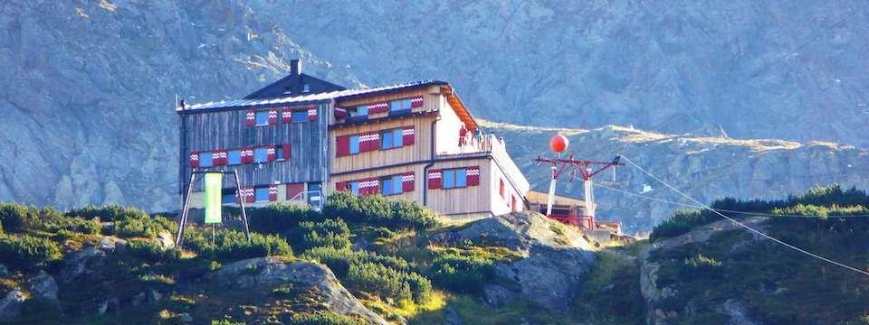huttentocht stubaier höhenweg stubaier alpen stubaital oostenrijk stubai tirol tourismusverband stubai tirol dresdner hütte peiljoch (2676 m) sulzenau hütte 5