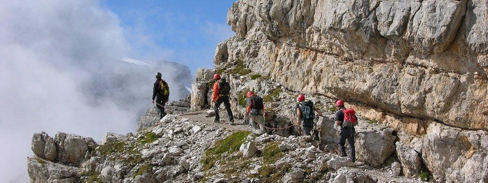 huttentocht brenta dolomieten trentino italie 7bocchette centrali 2