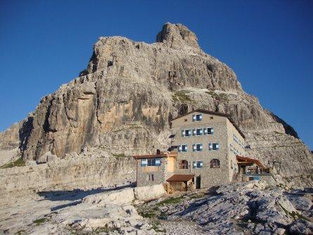 huttentocht brenta dolomieten trentino italie rifugio pedrotti