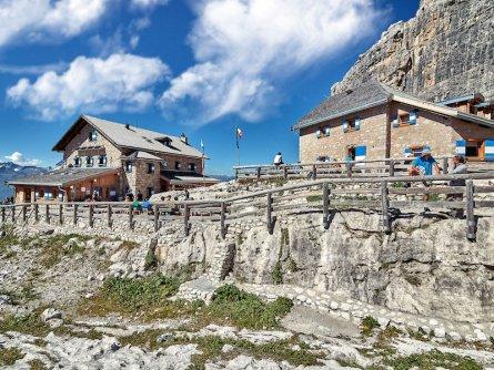 huttentocht brenta dolomieten trentino italie rifugio tuckett