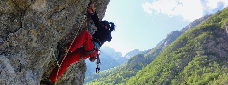 outdoor active bovec outdoorvakantie slovenie outdoorparadijs julische alpen rotsklimmen 1