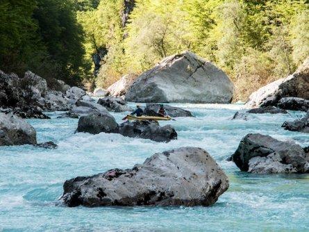 family outdoor active bovec outdoorvakantie slovenie outdoorparadijs julische alpen rafting 3