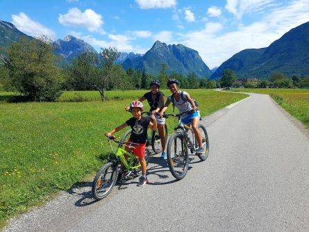 family active bovec outdoorvakantie slovenie outdoorparadijs julische alpen mountainbike tour