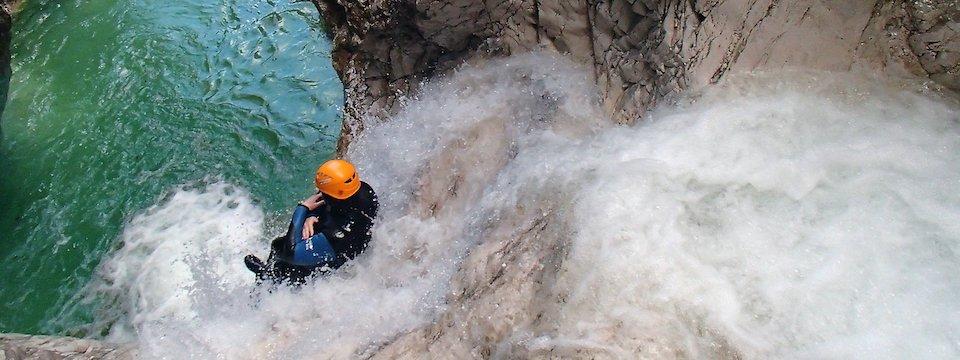 family active bovec outdoorvakantie slovenie outdoorparadijs julische alpen canyoning 6