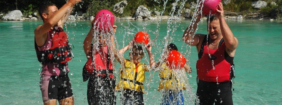 family active bovec outdoorvakantie slovenie outdoorparadijs julische alpen rafting 9