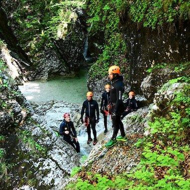 family active bled avontuurlijke gezinvakantie slovenie outdoorparadijs julische alpen canyoning jereka